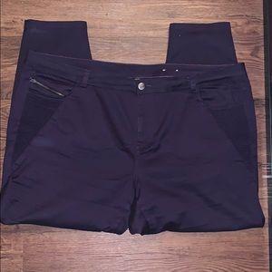 Purple Love & Legend skinny jeans size 24